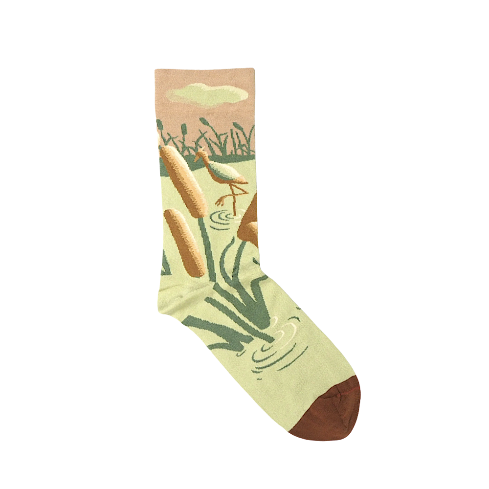 <img class='new_mark_img1' src='https://img.shop-pro.jp/img/new/icons14.gif' style='border:none;display:inline;margin:0px;padding:0px;width:auto;' />Bonne Maison/【Nocturne】nude ibis socks NO9-01