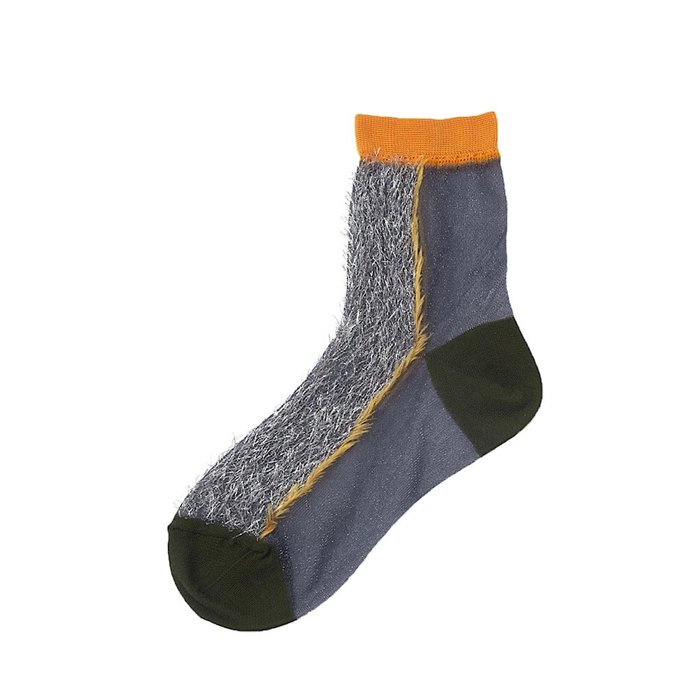 <img class='new_mark_img1' src='https://img.shop-pro.jp/img/new/icons14.gif' style='border:none;display:inline;margin:0px;padding:0px;width:auto;' />TRICOTE/shaggy half socks