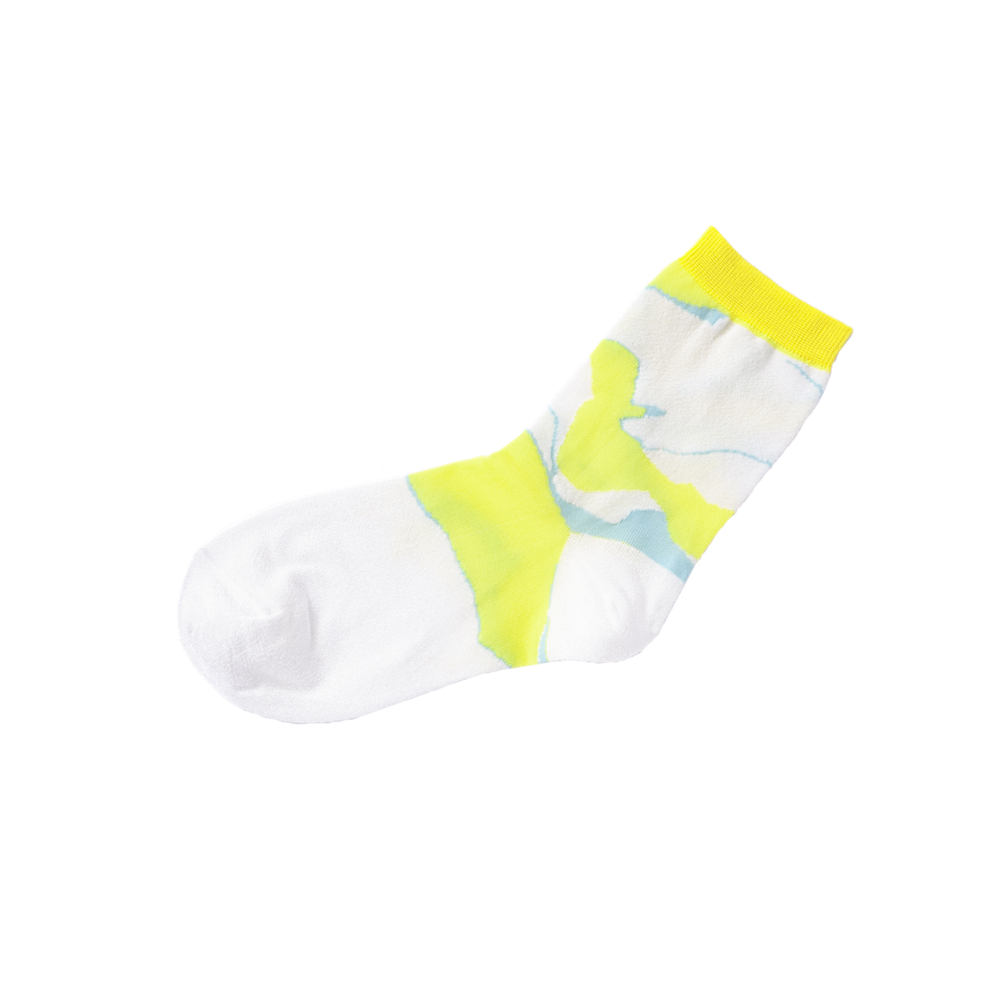 TRICOTE/ color marble socks