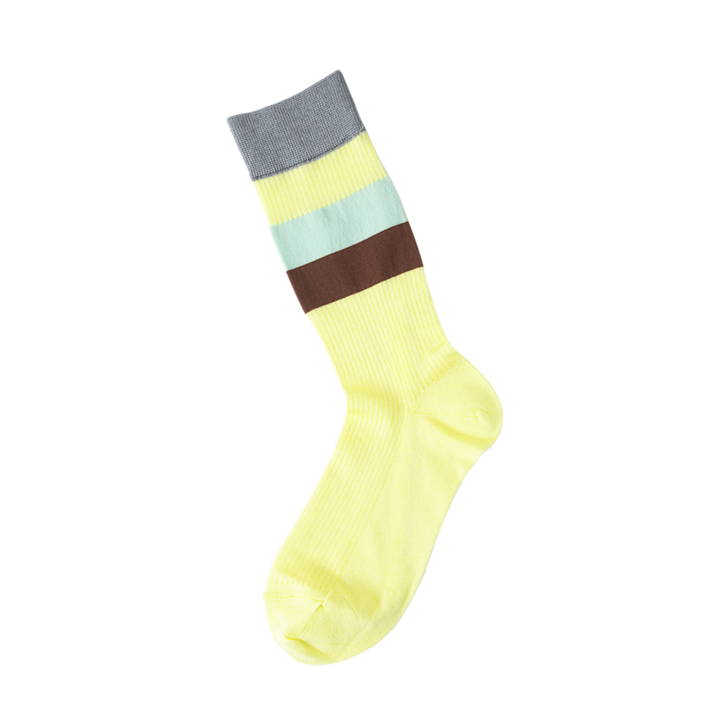 <img class='new_mark_img1' src='https://img.shop-pro.jp/img/new/icons14.gif' style='border:none;display:inline;margin:0px;padding:0px;width:auto;' />TRICOTE/line loose socks