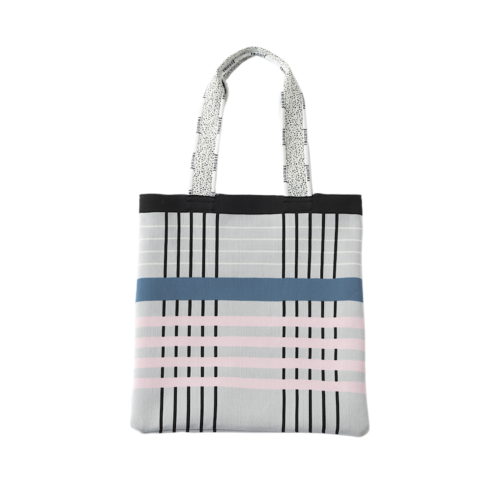 <img class='new_mark_img1' src='https://img.shop-pro.jp/img/new/icons14.gif' style='border:none;display:inline;margin:0px;padding:0px;width:auto;' />TRICOTE/knit tote bag