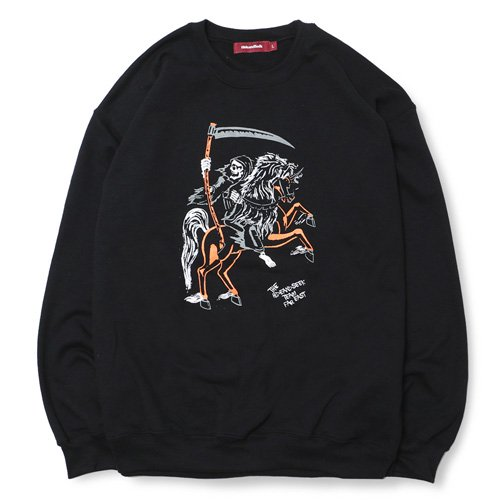 HideandSeek / Reaper Sweat Shirt