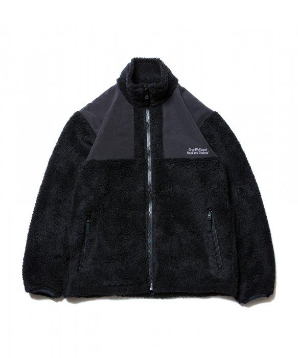 ROTTWEILER / ZipUp Fleece JKT