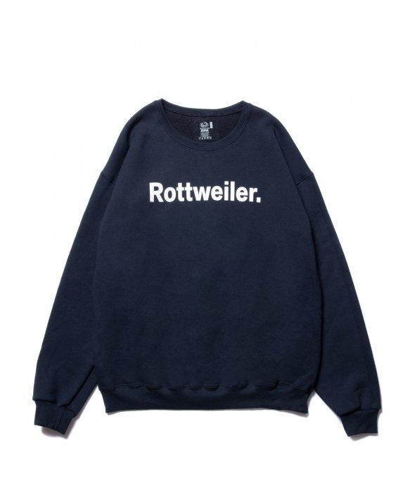 ROTTWEILER / R・W Sweater