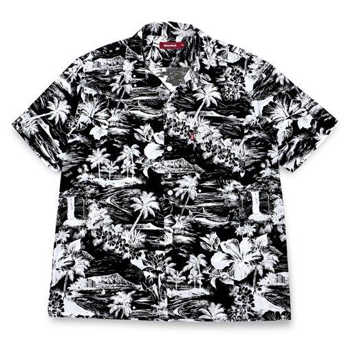 HideandSeek / Hawaiian S/S Shirt