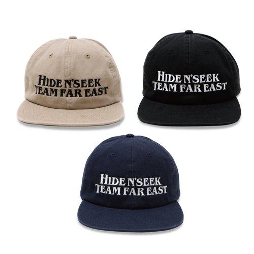 HideandSeek / TEAM FAR EAST CAP
