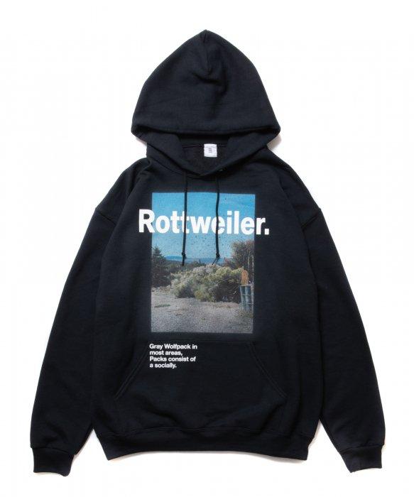 ROTTWEILER / Desert Photo Parka