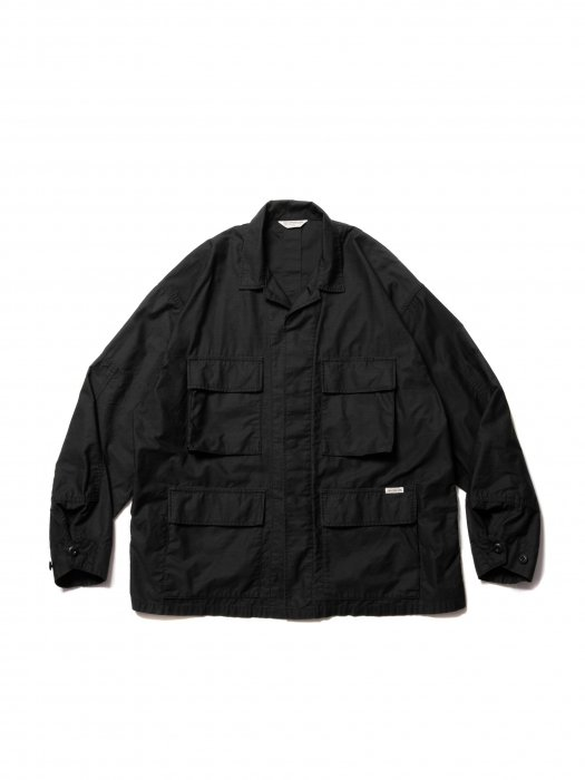 <img class='new_mark_img1' src='https://img.shop-pro.jp/img/new/icons14.gif' style='border:none;display:inline;margin:0px;padding:0px;width:auto;' />COOTIE / Back Satin BDU Jacket