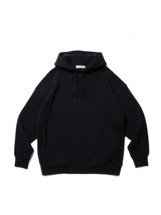 <img class='new_mark_img1' src='https://img.shop-pro.jp/img/new/icons14.gif' style='border:none;display:inline;margin:0px;padding:0px;width:auto;' />COOTIE / Heavy Waffle Pullover Parka