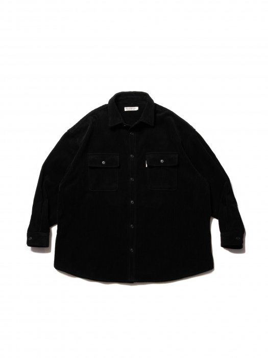 <img class='new_mark_img1' src='https://img.shop-pro.jp/img/new/icons14.gif' style='border:none;display:inline;margin:0px;padding:0px;width:auto;' />COOTIE / Wide Corduroy CPO Jacket