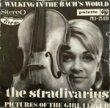 THE STRADIVARIUS - WALKING IN THE BACH'S WORLD[palette/bel]'67/2trks.7 Inch