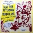 MONDO KANE - NEW YORK AFTERNOON[listen]'86/4trks.12 Inch (ex-/ex+)
