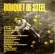 VA - BOUQUET OF STEEL[aardvark]'80/15trks. LP with Insert booklet *small scar&edge wear(vg+/ex+)