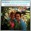 JACKIE TRENT & TONY HATCH - LIVE FOR LOVE[pye/uk]'68/12trks.LP  *stamp b/slv.(ex/ex+)