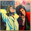 DEUCES WILD - LIVING IN THE SUN[columbia/ger]'91/11trks.LP with Insert *some wear(ex-/ex+)