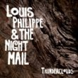 <img class='new_mark_img1' src='https://img.shop-pro.jp/img/new/icons1.gif' style='border:none;display:inline;margin:0px;padding:0px;width:auto;' />Louis Philippe & The Night Mail - Thunderclouds[tapete]13trks.LP 2,500円+税