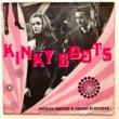 HONOR BLACKMAN & PATRICK MACNEE - KINKY BOOTS[deram]'83/2trks.7 Inch (vg/vg+)