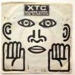 XTC - SENSES WORKING OVERTIME[virgin]'82/3trks.7 Inch (vg+/vg++)