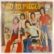 THE WYNNERS - I GO TO PIECES[philips/hong kong]'75/2trks.7 Inch w/PS  (vg++/vg++)