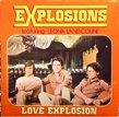 EXPLOSIONS FEATURING LEONA LA VISCONUNT - LOVE EXPLOSION[analogy/italy]'79/2trks.7 Inch