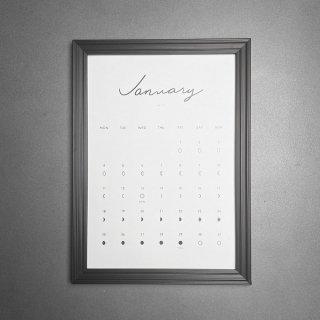 Moon Calendar 2021|月のカレンダー 2021年