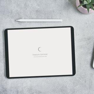 デジタル版|Digital Moon & Nature Diary 2021|月と自然の手帳 2021