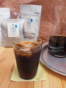 水出しコーヒーパック -ハウスブレンド ビター-