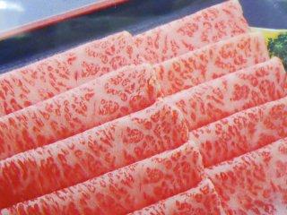 米沢牛 特選ロース薄切り すき焼き・しゃぶしゃぶ用 500g