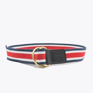 Raise8apparel COTTON TAPE BELT - MARINE