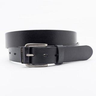 Basic[Black] / 34mm Genuine Leather ITALY