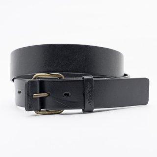 New York Metal[Black] / 38mm Genuine Leather ITALY