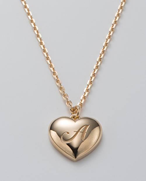 Heart ハート:18Kゴールド