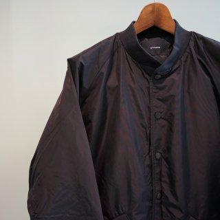 STAMPD Script Varsity jacket(SLA-M1397)BLK