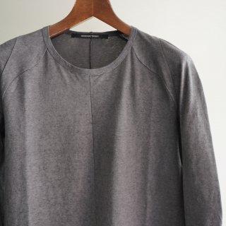 SADDAM TEISSY 強撚天竺 コールドダイ ロングTシャツ(ST101-0058S)