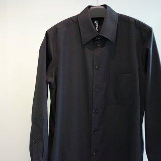 Ground Y ウールサージロングドレスシャツ(GW-B06-100)¥41040