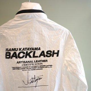 ISAMU KATAYAMA  BACKLASH タイベック ブルゾン(1754-01)