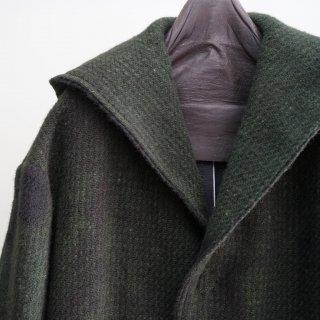 BIEK VERSTAPPEN donegal wool tweed coat(C06-U)
