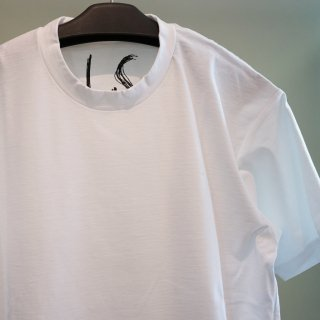 IS cotton jersey T-SHIRT(I1CO1T9S-01-ZN)WHT
