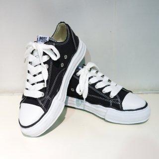 Maison MIHARA YASUHIRO original sole canvas lowcut sneaker(A01FW702)BLK
