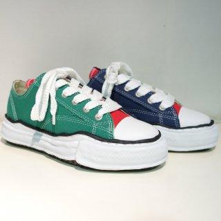Maison MIHARA YASUHIRO original sole canvas lowcut sneaker(A01FW702)MLT