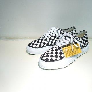 Maison MIHARA YASUHIRO original sole lowcut sneaker(A02FW704)BLK/WHT