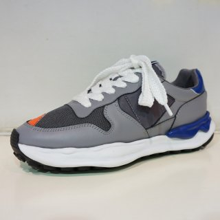 Maison MIHARA YASUHIRO original sole running  sneaker(A04FW719)GRY