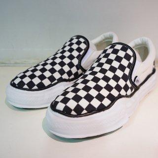 Maison MIHARA YASUHIRO original sole slipon sneaker(A02FW705)BLK.WHT