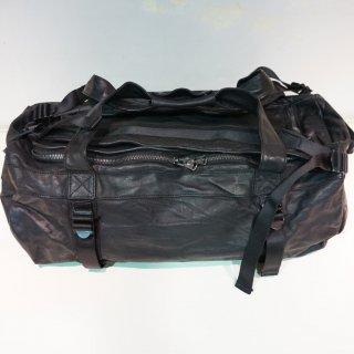ISAMUKATAYAMA BACKLASH イタリーショルダー+ジャパンステアレザー製品染め3WAYバッグ(230-03)