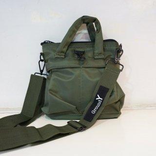 GroundY Small helmet bag(GA-I08-004)KHK