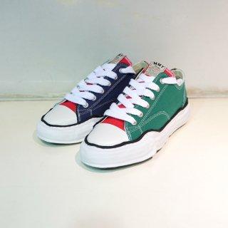 Maison MIHARA YASUHIRO original sole canvas low-top sneaker(A01FW702)MLT