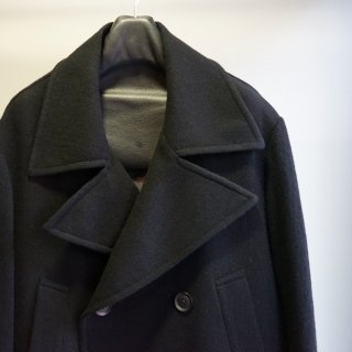GroundY Big pea coat(GR-C01-101)