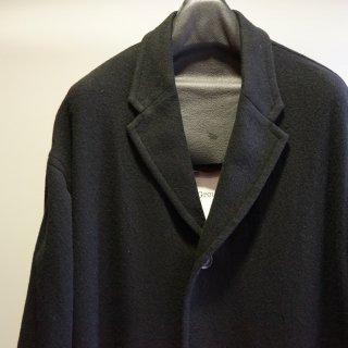 GroundY Long big jacket coat(GR-J09-101)BLK