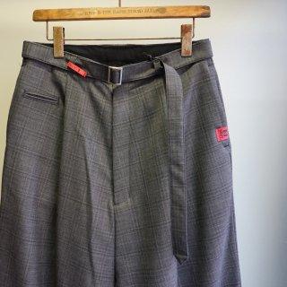 Maison MIHARA YASUHIRO Orversized Wool Pants(A06PT031)