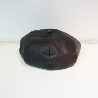 ISAMUKATAYAMA BACKLASH ファニチャーレザー ベレー帽(858-03)